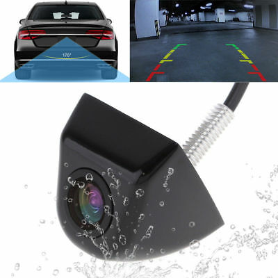 170° Night Vision Waterproof Car Rear View Reverse Backup Camera CMOS HD Parking