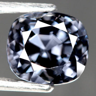 2.40Ct.gracefully Aaa! Antique Facet Blue Purple Natural Spinel Tanzania