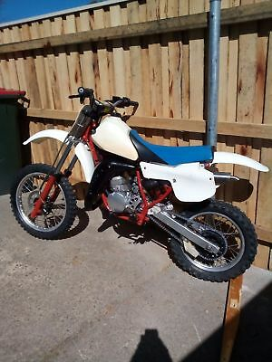 Yamaha YZ80 1989 full refurbished and major service done,NO RESERVE AUCTION.