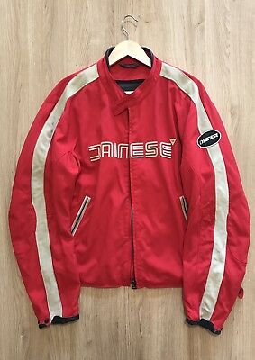 Dainese Motorcycle Jacket New Condition Size 58