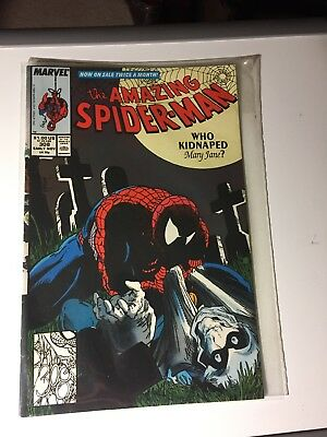Amazing Spider-Man # 308 - (Nm) - Mcfarlane - Who Kidnapped Mary Jane
