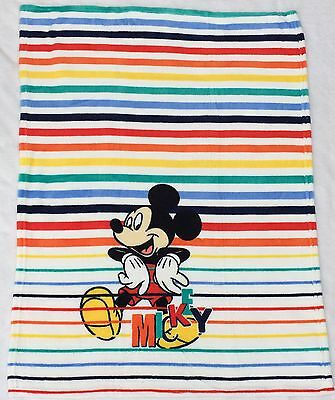 Disney Mickey Mouse Super Soft Blanket