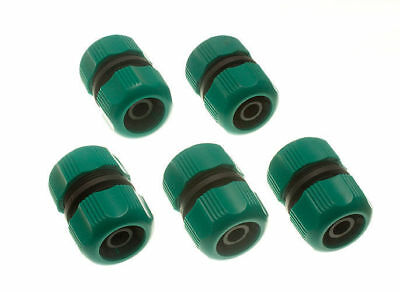 GARDEN TOOLS HOSE TO HOSE JOINER COMPRESSION FITTING 12 MM ( packs of 5 ) 19C0A