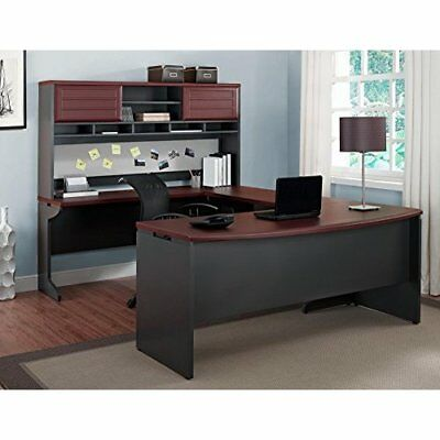Home Work Office Executive Desk Furniture Large Work Surface Modern Desk Set NEW