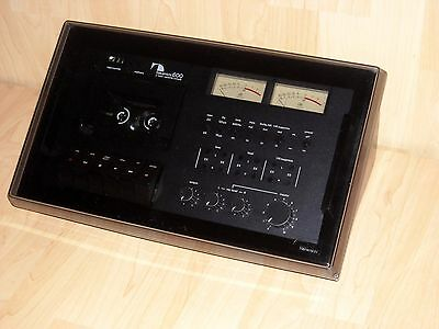 Original Dustcover for Nakamichi 600 Cassette Deck Console