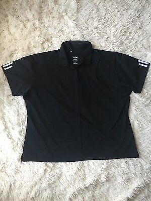 adidas Men's Climalite Game Time Polo Short Sleeve Athletic Golf Shirt