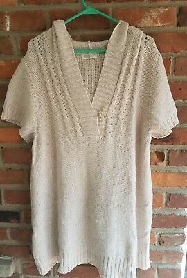 Maternity Sweater by Old Navy, XXL, creamy white, VGUC