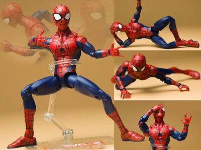 Marvel Heros Spider-man Action Figure Figur Figuren 16cm No Box