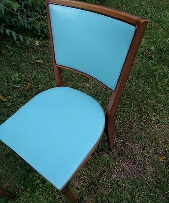 Stakmore Folding Chairs Set of 2 in Light Blue