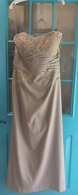 LANDA Mother of the Bride/Formal Dress Size 14 Retail $325 NEW With Tags