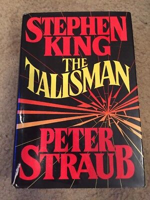 The Talisman by Peter Straub and Stephen King (1984, Hardcover). Free Shipping