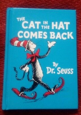 Collection of Dr Suess childrens books