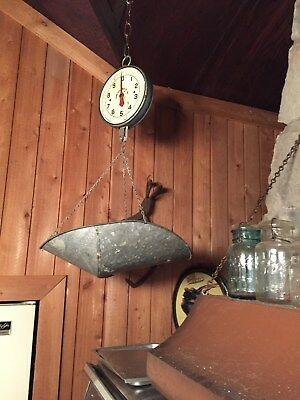 Antique Penn Hanging Scale