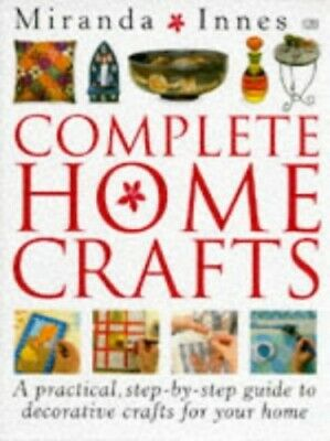 Complete Home Crafts Hardback Book The Cheap Fast Free Post