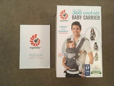 Ergobaby 360 Cool Air Baby Carrier