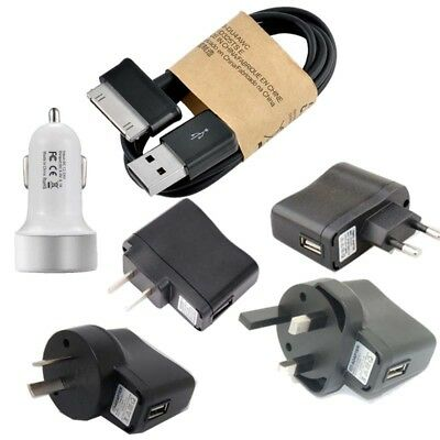 usb+wall charger data cable for Samsung P7510/P3100/Galaxy Tab2 P1010 P6200
