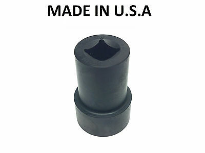 "Retention Knob Socket Fits All 40 taper (Cat40 BT40) Made in USA, 1/2"" Drive"