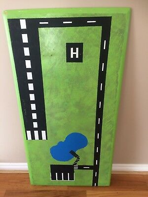 Toy Play Mat/ Board For Lego, Cars, Trains