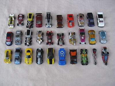Hot Wheels Cars - Bulk Lot