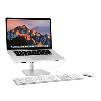 Twelve South HiRise for MacBook | Height-adjustable laptop stand for MacBook