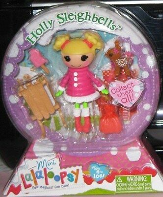 Lalaloopsy - Mini Holly Sleighbells  **mib**