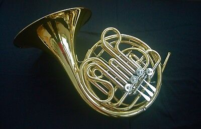 HOLTON 378 FULL DOUBLE FRENCH HORN - Stunning condition