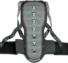Alpinestars Tech Back Protector Gray Large