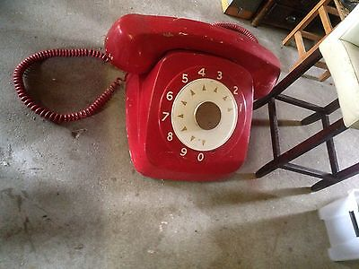 Very Large Old PMG telephone promo item store prop pre telecom telstra