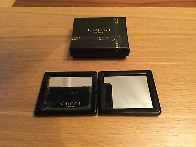 Gucci Parfums Compact Mirror New & Boxed