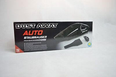 Dust away car 12v hoover Auto Staubsauger