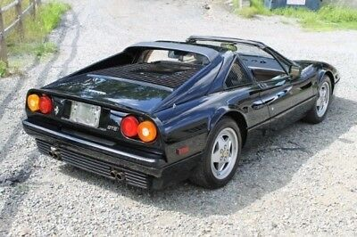 1988 Ferrari 328  1988 Ferrari 328 GTS, Manual, Low Miles