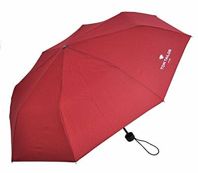 TOM TAILOR Folding Umbrella , red (red) - 211
