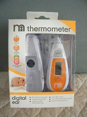 Mothercare Digital Ear Thermometer Boxed&Sealed