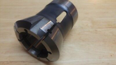 Hardinge 0643E S-26 Master Collet with Pad Nuts      VERY GOOD !!!!