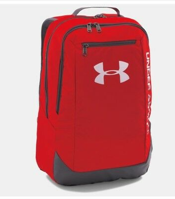 under armour backpack bag red