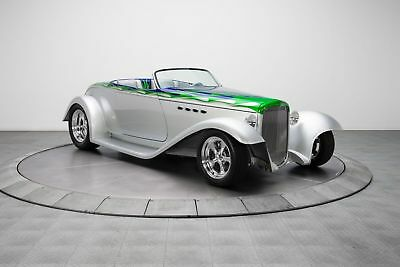 1932 Ford Boydster Custom Hot Rod Roadster 1932 Ford Boydster II Roadster 2010 Sema Car LS1 - Incredible and Gorgeous