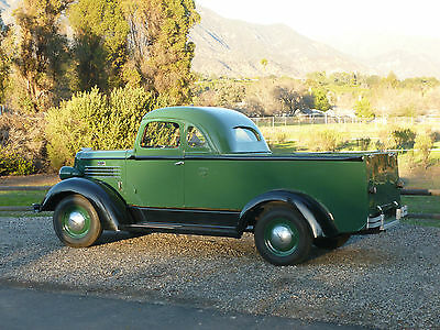 1937 Other Makes G80  1937 STEWART COUPE UTILITY OR UTE