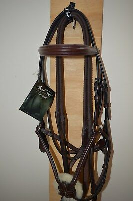 Mark Todd Bridle Complete Cob Size Brown