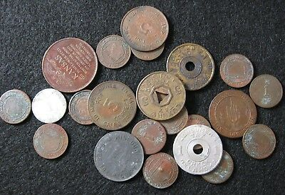 Sales Tax Tokens Mixed Lot All for one bid! #67