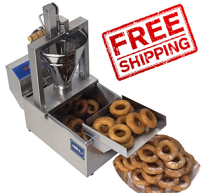 Donut Maker ( Fryer Making Machine )