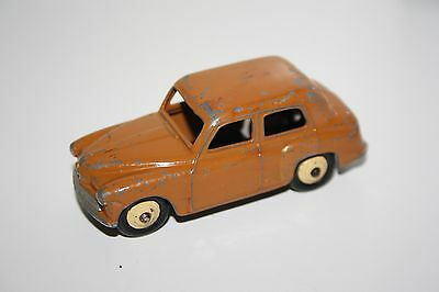 Dinky Toys,Hillman Minx,M 1:43,1955,hellbraun,die-cast,Made in England,Meccano