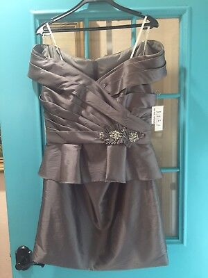 Jasmine Mother of the Bride/Formal Size 12 Retail  $279 NEW With Tags