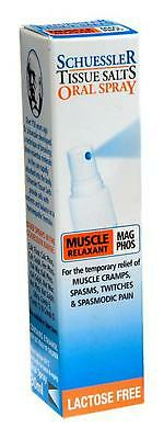 Schuessler Mag Phos - Muscle Relaxant Oral Spray