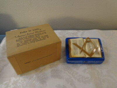 Sebastian Miniature Philanthropic Lodge Marblehead Mass 1760-1960 Paperweight