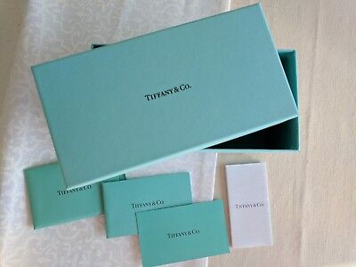 Tiffany & Co. Turquoise Sunglasses Box (Empty) Gift Packaging New