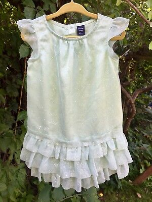 baby gap Toddler Girls dress Size 2T, Sparkly, Icy Blue, So Pretty!!