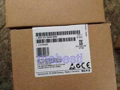 1 PC New Siemens 6ES7 215-1BG40-0XB0 PLC Module In Box