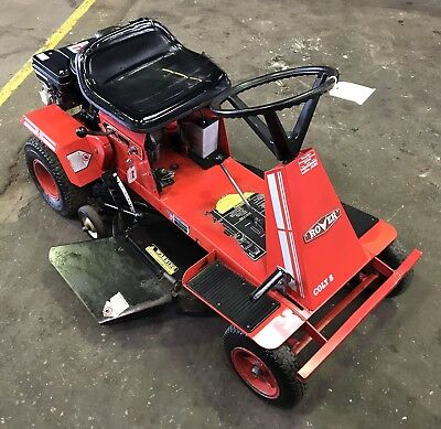 Rover Colt 8 Ride On Lawn Mower - Perfect For Tight & Small Blocks