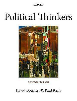 Political Thinkers: From Socrates to the Present by Oxford University Press...