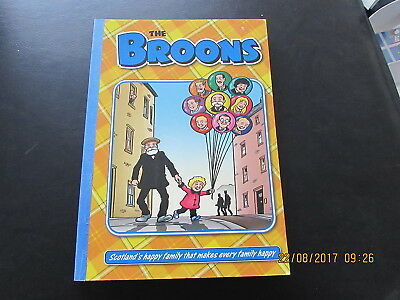 The  Broons  Annual   2009  Very  Good Condition